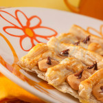 Food Styling Chocolate Pastry