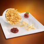 Food Styling French Fries by FoodArtConcept