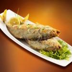 Food Styling Fried Fish by Dubai Food Stylist Caro