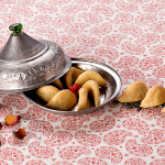 Food Styling Moroccan Sweets by Caroline