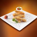 Food Styling Mozzarella by UAE Food Stylist Caro