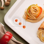 Food Styling Chicken Pasta