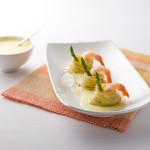 Food Styling Pasta & Shrimp