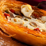 Food Styling Pizza Pasta Concept