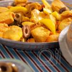Food Styling Moroccan Tajine by FoodArtConcept