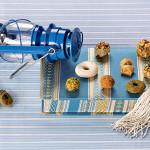Food Styling Tunisian Sweets by Dubai Food Stylist Caroline