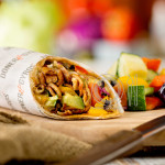 Food Stylist Dubai for Wrap Sandwich