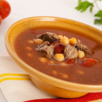 Food Styling Harissa Soup by FoodArtConcept
