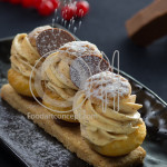Food Styling Paris Brest Dessert