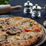 Food Styling Pizza in UAE