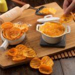 Cooking Chips FoodArtConcept