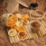 Desert-Camp-Miniature FoodArtConcept