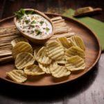Garden of Chips FoodArtConcept