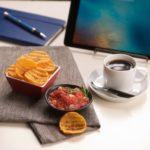Office Chips Set FoodArtConcept