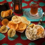 Oriental Chips FoodArtConcept