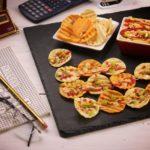 Study Set Chips FoodArtConcept